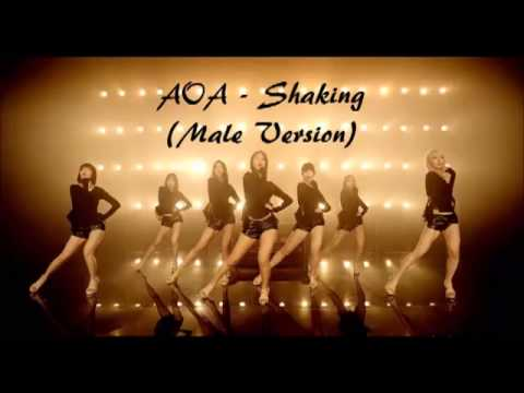 AOA - Confused (Male Version)