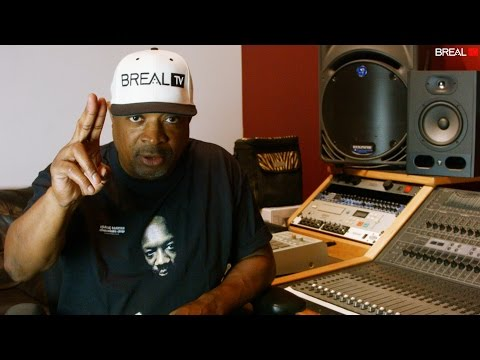Chuck D -  Once Upon A Rhyme (Special Edition) | BREALTV
