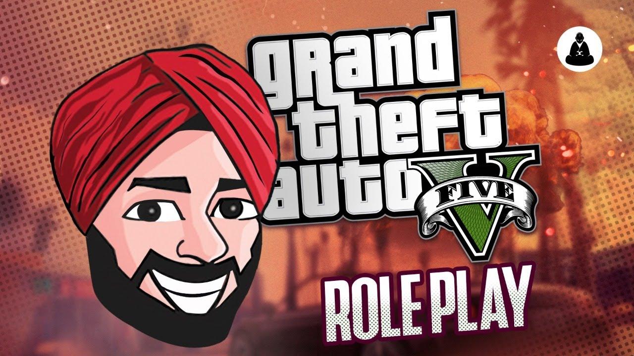 HARLEY SE MERCEDES | RAMAN CHOPRA | GTA 5 LEGACY ROLEPLAY INDIA | Sponsor @ Rs.59