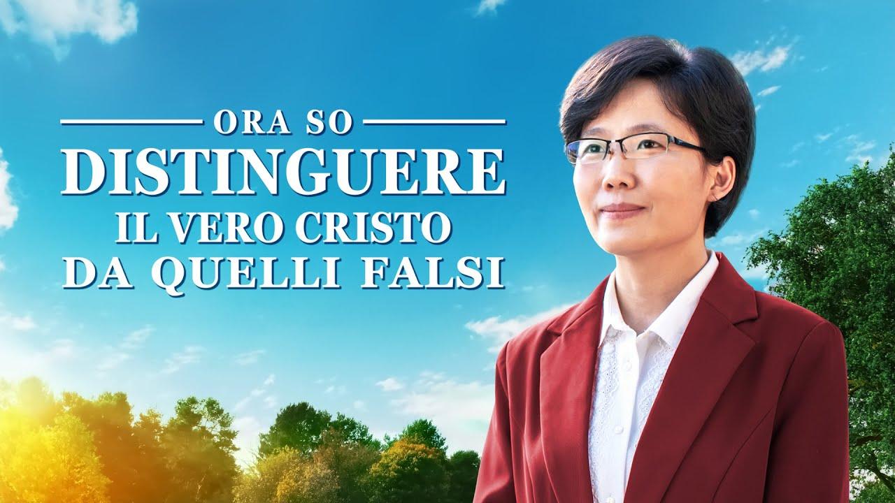 Testimonianza di fede - Ora so distinguere il vero Cristo da quelli falsi