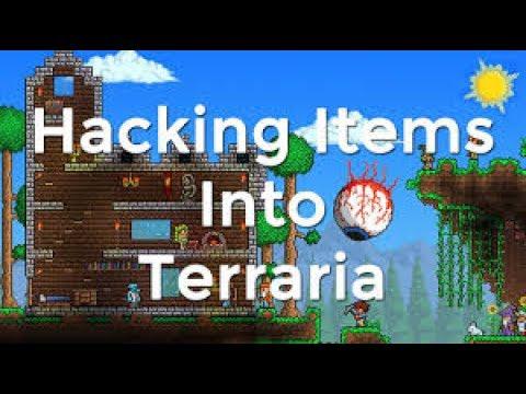 terraria hack pc