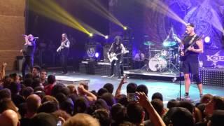 Killswitch Engage - Embrace the Journey...Upraised LIVE San Antonio 3/16/16