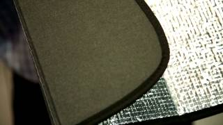 Intro-Tech Automotive Ultimate Reflector Car Sun Shade Review - SEMA 2013(http://www.autoanything.com/driving-accessories/60A5833A0A0.aspx., 2013-12-04T16:04:49.000Z)