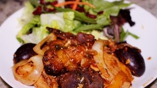 Meal Prep Food Healthy Stew Chicken  For Fitness Food