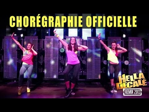 Chorégraphie officielle - Hella Decalé Remix 2013 (DJ MAM'S feat. Tony Gomez & Ragga Ranks)
