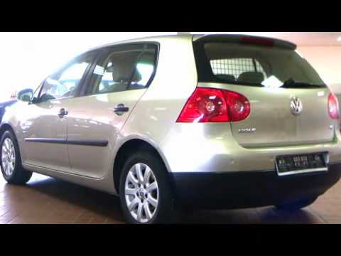 volkswagen golf v 1 6 comfortline automatik wheatbeige youtube. Black Bedroom Furniture Sets. Home Design Ideas