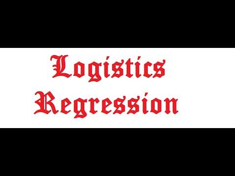 Logistics Regression Part-1 Binary Regression Concept and Introductory Statistics
