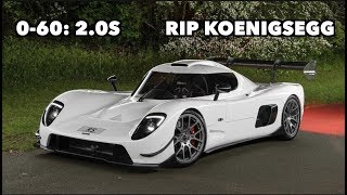 MEET THE FASTEST HYPERCAR EVER MADE! *RIP KOENIGSEGG*