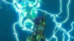 Zelda: BOTW (Urbosa & Zelda Cutscene) The Champions' Ballad