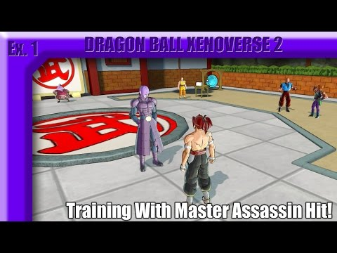 Training With Master Assassin Hit! Dragon Ball Xenoverse 2 Playthrough - Extra 1