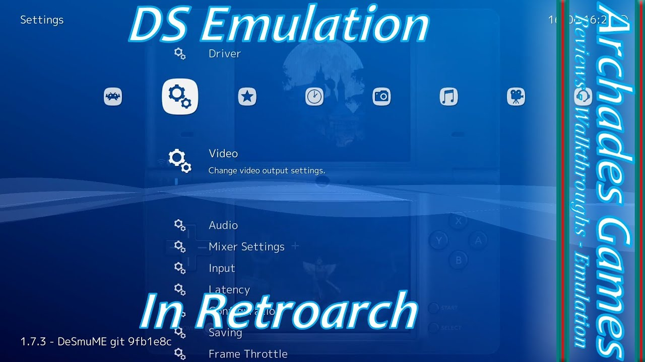 How to Setup Retroarch for DS Emulation