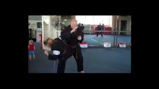 Kids Karate Zen do Kai - Frankston Energym Karma Kids in action