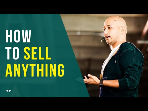 How to Sell Anything with Ajit Nawalkha