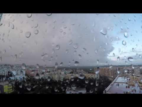 Good morning Morocco - Rainy Morning in Mohamedia - Casablanca