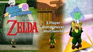 Random Number Generation - The Legend of Zelda: Ocarina of Time Edition Multiworld Randomizer