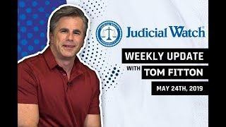 Judicial Watch Tom Fitton: Bruce Ohr Deleting Emails? Court Orders Antifa Activist to Pay $22k to JW