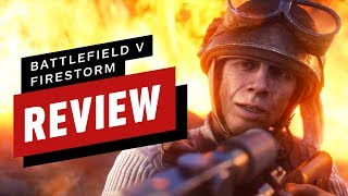 Battlefield V: Firestorm Review (Video Game Video Review)