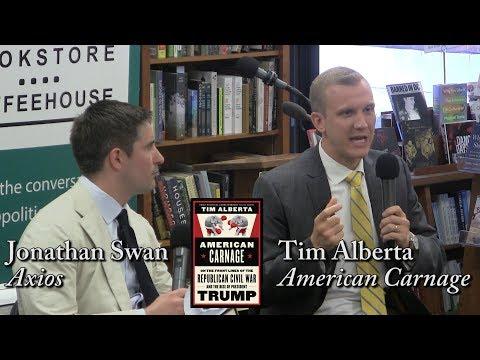 "Tim Alberta, ""American Carnage"""