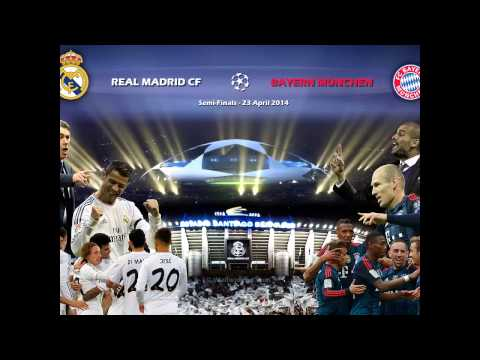 Real Madrid 1 vs 0 Bayern Munich ● UEFA CL Semi Final 2014 ● [ Full HD  ] Goals &
