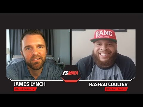 UFC 225's Rashad Coulter talks Chris De La Rocha, Training at Fortis MMA & Commentating Gig