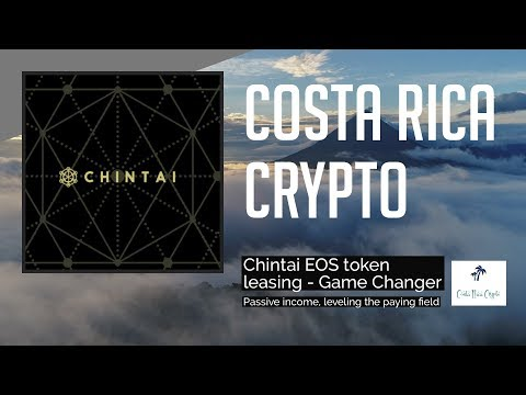 Token leasing and Chintai - How does it work?  How will it benefit EOS?