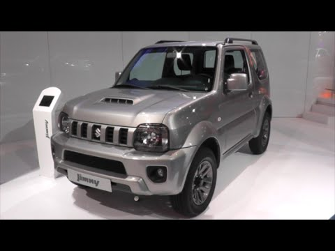 Suzuki Jimny 2015 In Detail Review Walkaround Interior Exterior