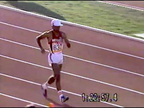 20k Walk - 1984 Olympics