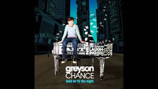 Greyson chance - hold on till the night ...