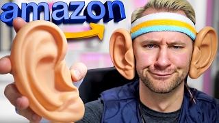 10 Strange Amazon Items!