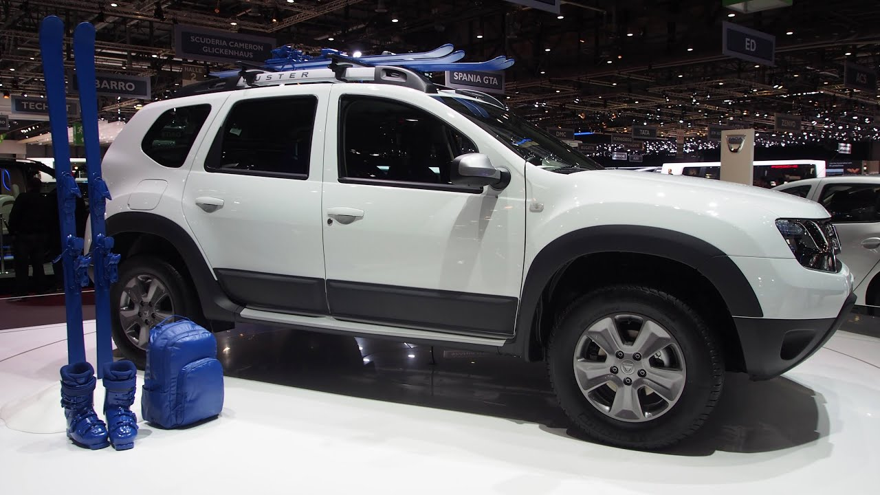 2015 renault dacia duster 1 2 tce 4x4 s s exterior and for Dacia duster urban explorer prezzo