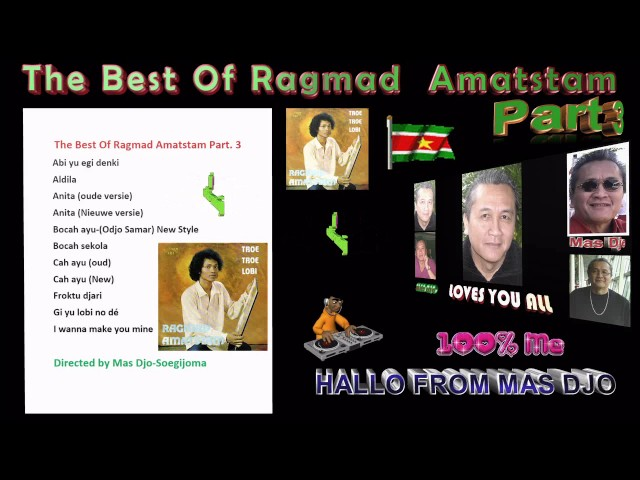 The Best Of Ragmad Amatstam Part 3 A