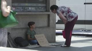 E se Stefano ti chiedesse aiuto, tu cosa faresti? - Esperimento Sociale #iodonofiducia