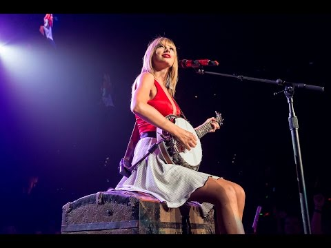 Taylor Swift - Mean (DVD The RED Tour Live)