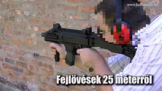 ceska zbrojovka scorpion evo3 s1 1 rsz 9x19 mm semiauto carbine