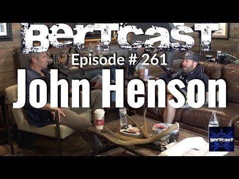 Bertcast  261  John Henson & ME