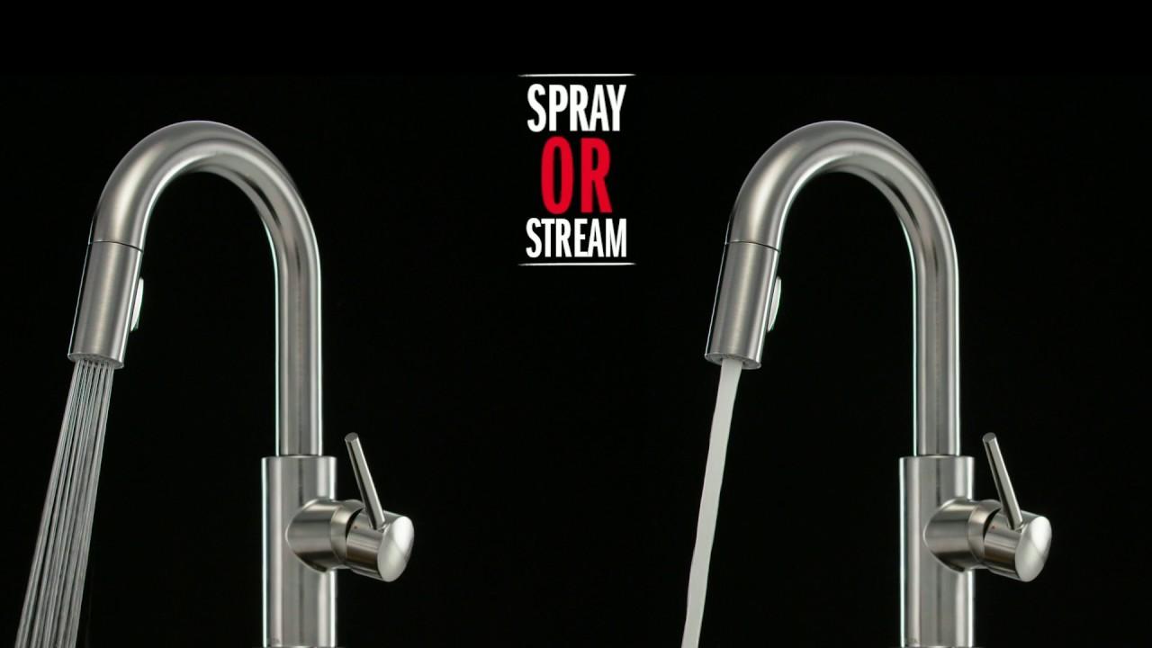 Delta Faucets - Trinsic Prep 9959 - eFaucets.com - YouTube
