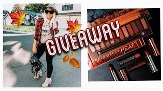 CLOSED| THANK YOU GIVEAWAY | I AM BACK
