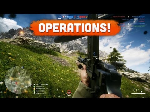 OPERATIONS! - Battlefield 1 | Road to Max Rank #6 (Multiplayer Gameplay)