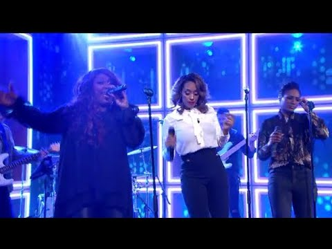 Ladies of Soul - Somebody Else&39;s Guy - RTL LATE NIGHT MET TWAN HUYS