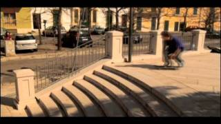 Emerica Stay Gold: Europe DVD bonus section