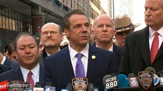 NY Governor Cuomo: Reality Is, New York's a Target