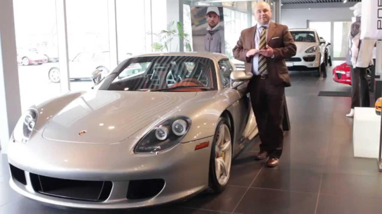 2005 Porsche Carrera Gt For Sale At Porsche Of London In Ontario
