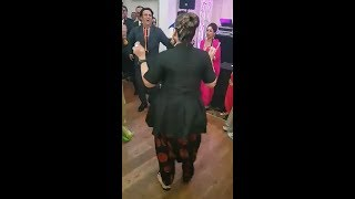 Govinda dance with his wife in family party