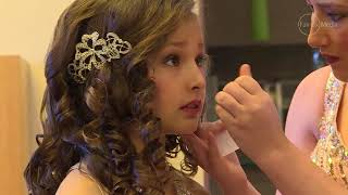Inside an Australian child beauty pageant