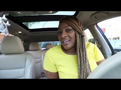WORKING ON MY BIRTHDAY 😳& SOMEBODY HIT MY CAR!!!😩