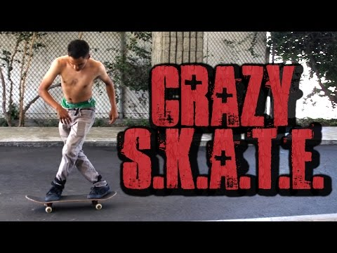 CRAZIEST GAME OF SKATE EVER !!! CARLOS LASTRA V.s. JOHN OSKVAREK