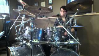 Silversun Pickups- Well Thought Out Twinkles (Drum Cover)