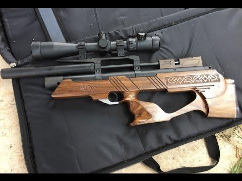 พูดถึงปืนอัดลมPCP อัดอากาศแรงดันสูง