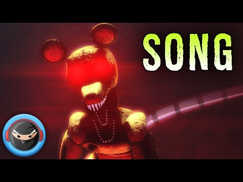 """(SFM) FIVE NIGHTS AT CANDY'S 3 SONG """"Hide and Seek"""" feat. Sharm and Fabvl"""