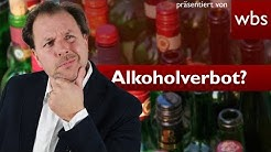 Alkoholverbot gekippt – Trinken in Duisburg wieder erlaubt? | Rechtsanwalt Christian Solmecke